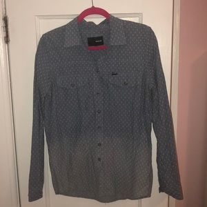 Hurley Chambray shirt